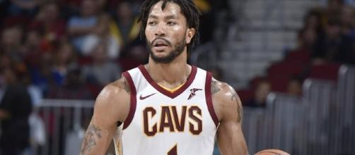 BREAKING: Cavaliers announce D.Rose and D.Wade are both...