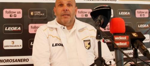 Bruno Tedino (allenatore del Palermo), 1° in classifica