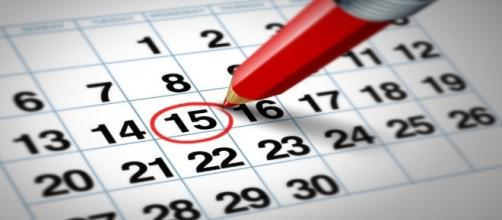 Calendario scadenze fiscali 2017