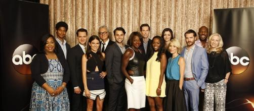 Cast of How to Get Way With Murder. (Photo via: [Flickr]).