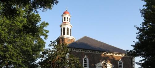 Christ Church rocked with controversy [image courtersy Ken Lund flickr]