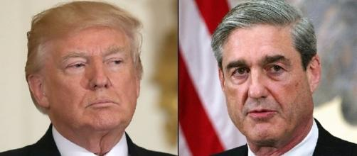 Donald Trump, Robert Mueller, via Twitter