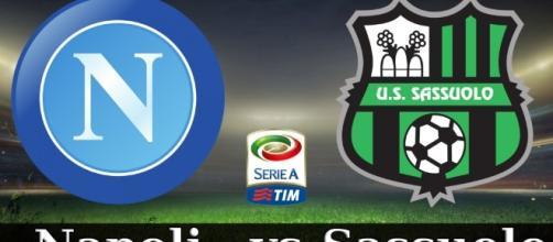 Dove vedere in streaming e in Tv Napoli-Sassuolo