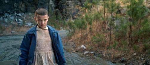 Eleven returns in 'Stranger Things.' [Image via Leileiha/Flickr]