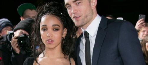 FKA Twigs, Robert Pattinson - Image Credit: Wochit Entertainment/YouTube