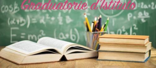 Graduatorie d'Istituto del personale docente triennio 2017/2020 ... - gov.it
