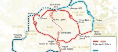 Grand Paris Express : les propositions chocs de l'association des ... - leparisien.fr