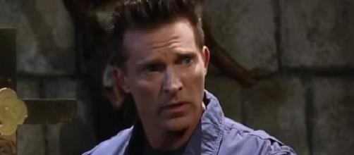 Has Steve Burton returned to play Jason Morgan? [A. Hristova79/YouTube screencap]