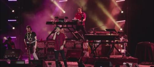 Linkin Park es su formación con Mike Shinoda como voz líder