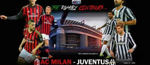 Milan Juventus: formazioni ufficiali - info diretta tv & streaming - highlights