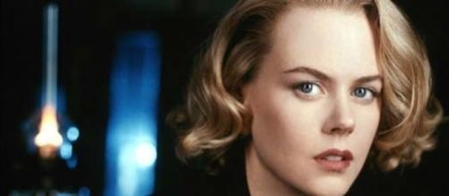 """Nicole Kidman en la película española """"Los otros"""""""