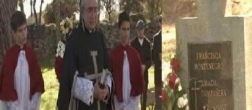 Nuovo funerale a Puente Viejo.