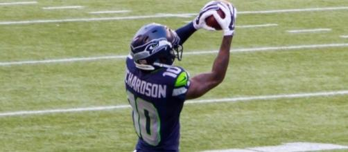 Paul Richardson had a career game in Week 8. Image Source: Flickr | Mike Morris