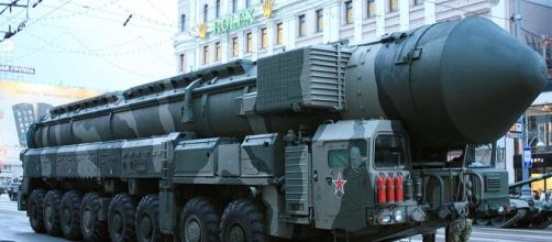 Russian military holds massive missile drills - Wikimedia commons