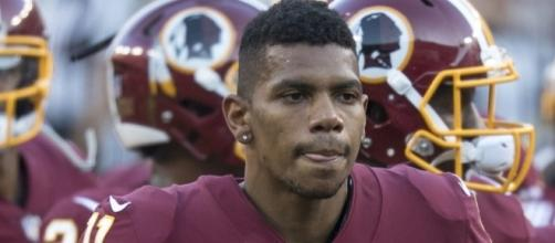 Terrelle Pryor [Image by Keith Allison|Wikimedia Commons| Cropped | CC BY-SA 2.0 ]