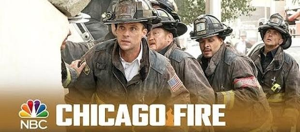 """""""Chicago Fire"""" airs on NBC on Thursdays at 10 p.m. [Image credit: Chicago Fire/YouTube screenshot]"""