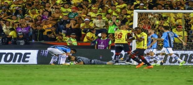 Grohe fez milagre no Equador, quarta