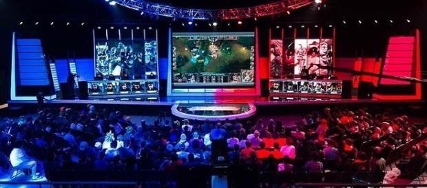 'League of Legends' esports - Gabriel.gagne via Wikimedia Commons