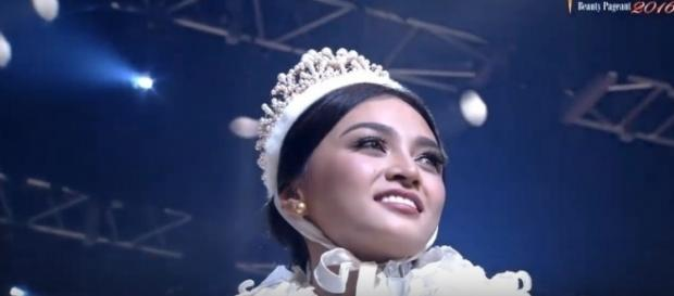 Miss International coronation event [Image Credit: Believe/YouTube]