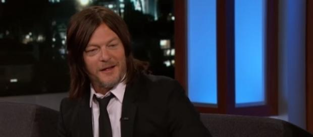 Norman Reedus reportedly shocked 'The Walking Dead' crew during nude scene -- [Image Credit: ABC/YouTube]