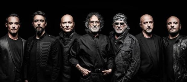PFM, la formazione attuale della band italiana