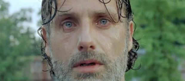 The Walking Dead saison 7 : Episode 8, Rick est en état de choc ... - melty.fr