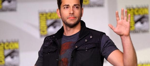 Zachary Levi will play Shazam in new DC movie - Gage Skidmore via Wikimedia Commons