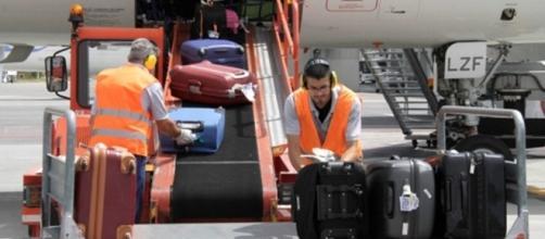 Addetti ai bagagli, assunzioni all'aeroporto di Fiumicino