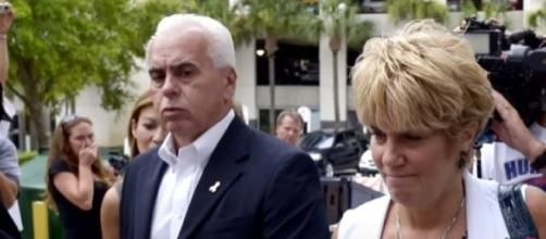 Casey Anthony's parents, George and Cindy. (Image from Crime Watch Daily/YouTube)