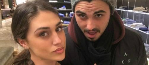 Cecilia Rodriguez e Francesco Monte (Tvzap)