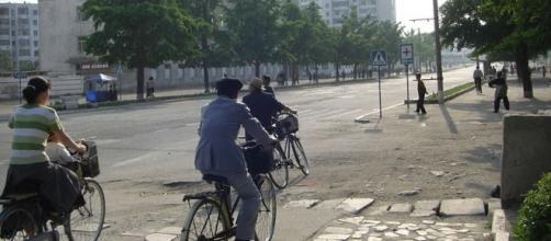 City of Haeju, North Korea (Image credit – Stephan – Wikimedia Commons)