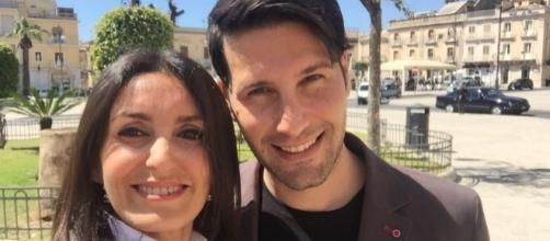 Costanza Castello e Daniele Calvo