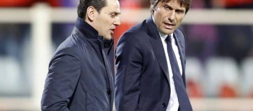 """Fiorentina-Juventus, Montella: """"Nessun rimpianto"""". Borja Valero ... - gazzetta.it"""