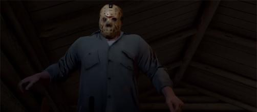 """Friday the 13th"" is now playable on consoles and PC. [Image credit: RabidRetrospectGames/YouTube]"
