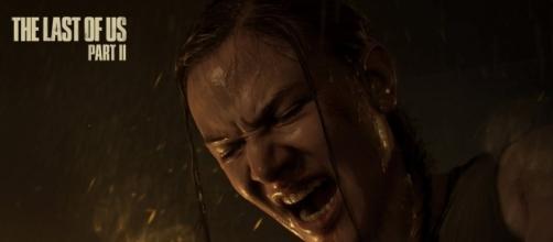 Personaje aún desconocido. The Last Of Us Part II