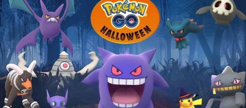 Pokemon Go offers new shiny developments for players in time for Halloween. [Image Credit: Pokemon Go/YouTube screencap]