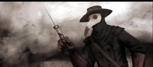 ¿Por qué eran así los médicos de la peste?