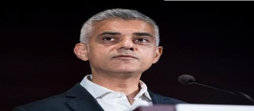 Sadiq Khan has been criticised over Lambeth's police closure plans (Bloomberg Philanthropies via Flirk).