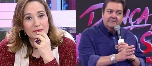 Sonia Abrão comenta injustiça cometida com Adriane Galisteu