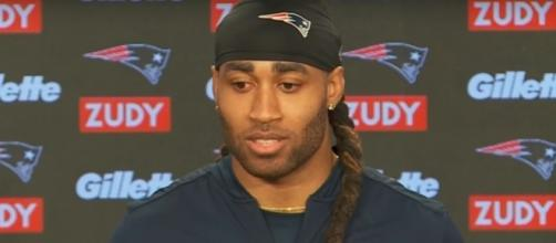 Stephon Gilmore - New England Patriots via YouTube (https://www.youtube.com/watch?v=XTxW3nr0L98)