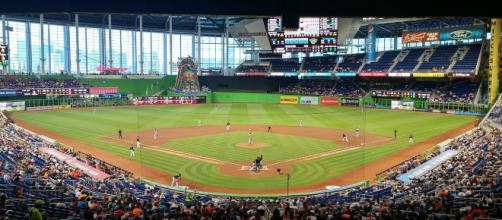 The Marlins could go back to being awful. [Image via Don Ramey Logan/Wikimedia Commons]