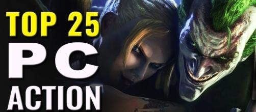 Top 25 PC action games for October 2017. [Image via whatoplay/YouTube screencap]