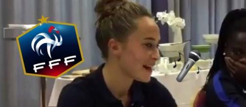 VIDEO - Appelée pour la première fois en équipe de France ... - eurosport.fr