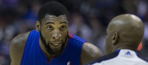Andre Drummond (Image Credit: Keith Allison/Flickr)