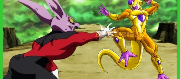 Dragon Ball Super: Freezer Tortura a Dyspo