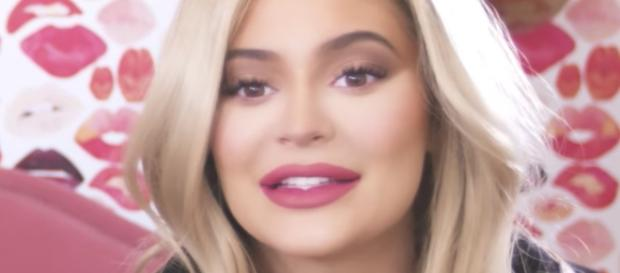 Kylie Jenner [Image by Kylie Jenner/YouTube]
