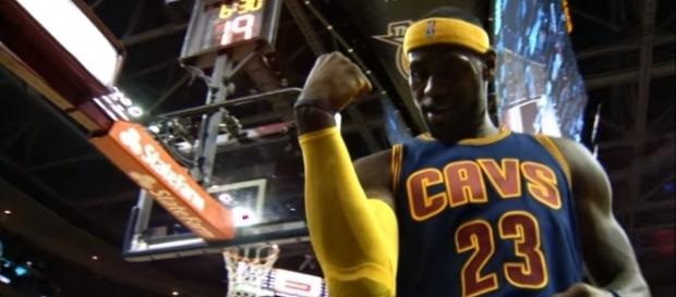 LeBron James is trusting the process as the Cavaliers adjust this season -- NBA via YouTube