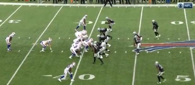 LeSean McCoy had a great game on the ground against the Oakland Raiders on October 29. -- YouTube screen capture / NFL