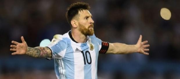 Lionel Messi fez uma revelação surpreendente
