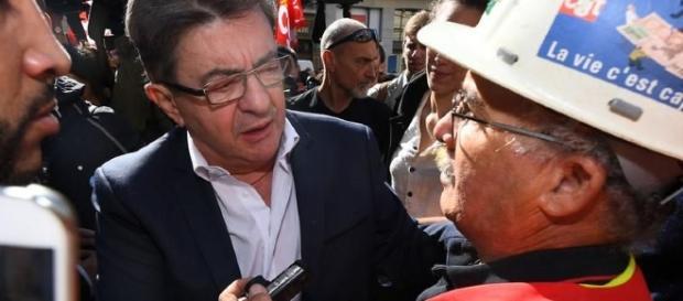 Loi Travail : Mélenchon déçu par la bataille syndicale «si mal ... - yahoo.com